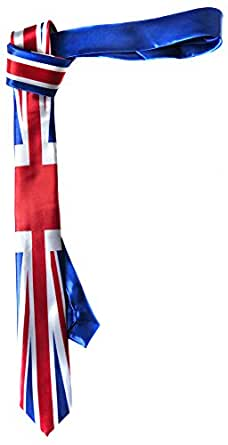 cravate drapeau angleterre uk londres london punk rock 80