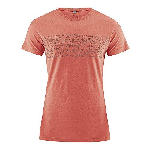 HempAge Herren T-Shirt Typo aus Hanf/Bio-Baumwolle Lobster