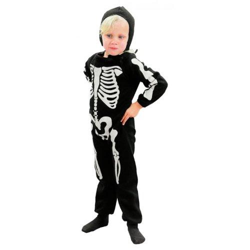 Disfraz de Halloween esqueleto gurimo 3-4 J niños