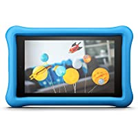 "Amazon Fire for Kids Kid-Proof Case for Fire 7 (7"" Tablet, 7th Generation - 2017 release), Blue"