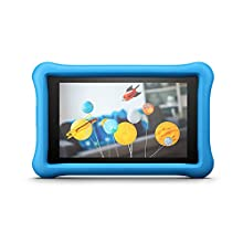 """Amazon Fire for Kids Kid-Proof Case for Fire HD 8 (8"""" Tablet, 7th and 8th Generation - 2017 and 2018 release), Blue"""