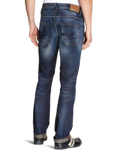 JACK & JONES Herren Jeans 12050629 Blau (INDIGO SOUL)