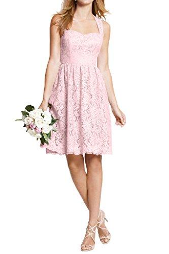 Ivydressing - Robe - Trapèze - Femme Rose - Rose