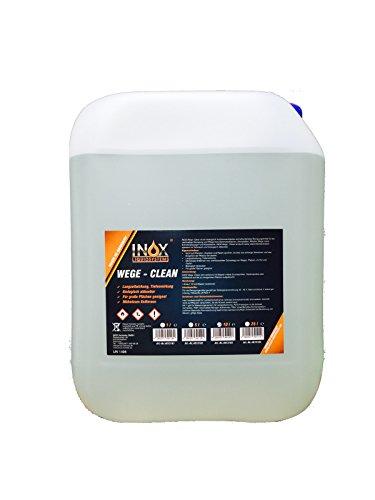 Preisvergleich Produktbild INOX Wege Clean Steinreiniger Konzentrat 10 Liter