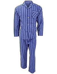 Cargo Bay - Ensemble de chemise et bas de pyjama 100% coton - Homme