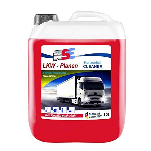 RSE LKW und Planen Cleaner Nutzfahrzeug Reiniger Hochkonzentrat 5 Liter