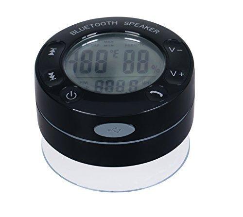 Expower IPX7 Altoparlante Bluetooth Impermeabile Stereo Antiurto Speaker Musica con