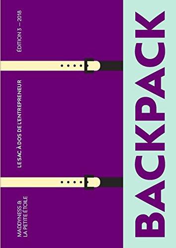 BACKPACK EDITION 3 : Se préparer à l'aventure entrepreneuriale !