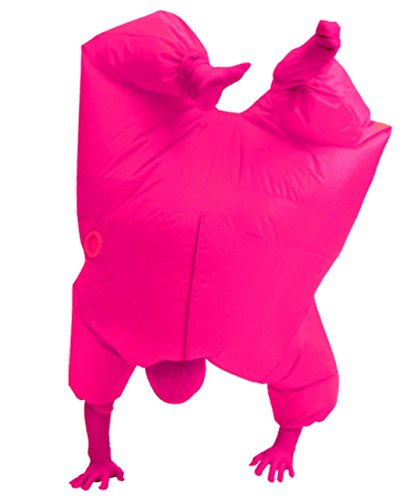 atable Costume (Teen Pink) (Inflatables Für Halloween)