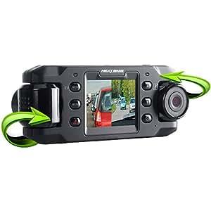 NEXTBASE Duo in Auto Dash Cam Kamera DVR Armaturenbrett Digital Fahren Video Recorder