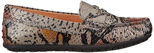 umi Maci, Mocassins fille Gris (grey Multi)
