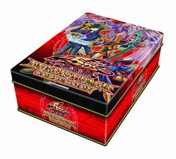 Konami 14427-Yu-Gi-Oh.: Duelist Pack Tin 2010Pantalla 12Unidades