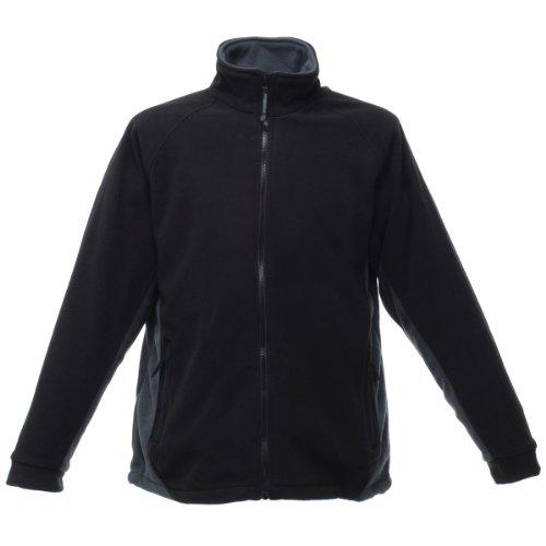 Regatta -  Giacca - Uomo - Black/ Seal Grey