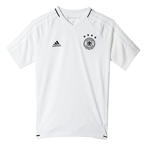 adidas Kinder DFB Trainingstrikot, White/Black, 164 Preisvergleich