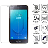 Azzil Tempered Glass Premium Quality 0.33D 9H Hardness Screen Protector Guard For Samsung Galaxy J2 Core