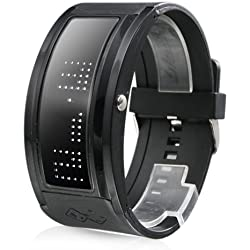 LightInTheBox Men's Watch Sports LED Programmable Display Silicone Strap