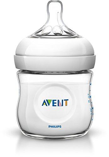 Avent Natural Biberon, 0+ Mesi, 2 Pezzi, 125 ml