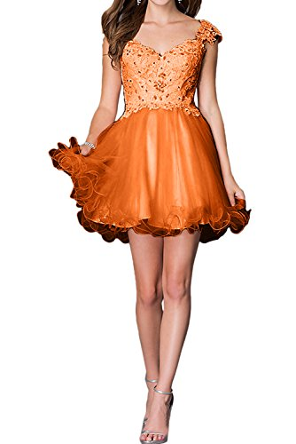 TOSKANA BRAUT -  Vestito  - Donna Orange
