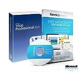 Original Microsoft® Visio 2010 PRO (Professional Plus) Lizenzschlüssel + Lizenza ISO CD / DVD für 32 und 64 bit Deutsch inklusive Workstation 2016 für Office