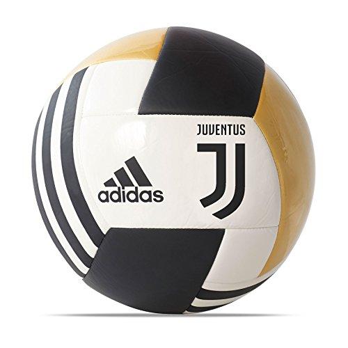 adidas Juventus Fbl Balón, Hombre, Blanco (Blanco / Negro / Dormet), 5
