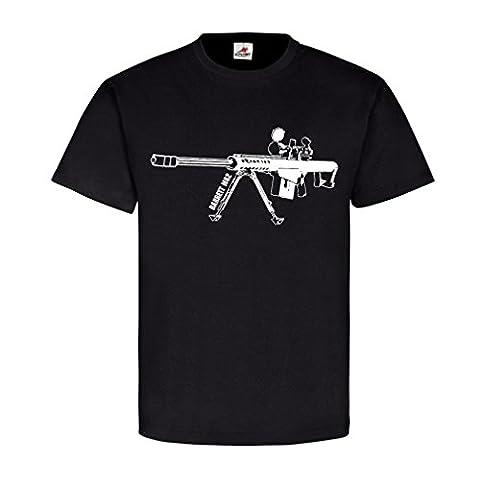 Anti-materiel rifle Gewehr Cal50 Barrett M82 light fifty G82 Scharfschützengewehr