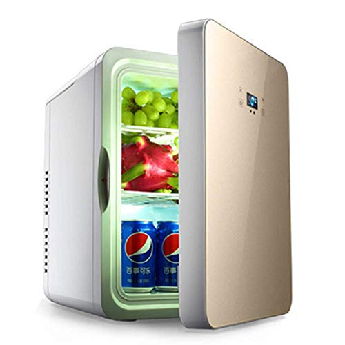 GUANHONG 22 litros de Mini refrigerador portátil para automóvil refrigerador pequeño refrigerado...