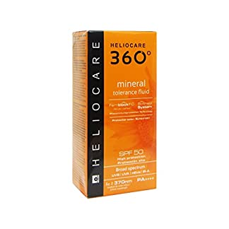 Heliocare 360 mineral, fluido spf50, 50ml.