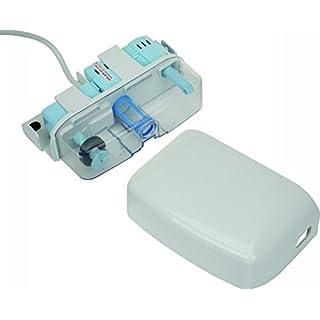 Aspen Pumps FP1080/2 Mini Pump Blanc Deluxe