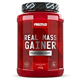 Prozis Real Mass Gainer, Sabor Vainilla - 2722 gr