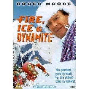 Preisvergleich Produktbild Fire,  Ice And Dynamite (Non USA Format - region 2 UK DVD import) by Roger Moore
