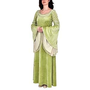 Vestito elfico matrimoniale - Eventi LARP - Vestito da