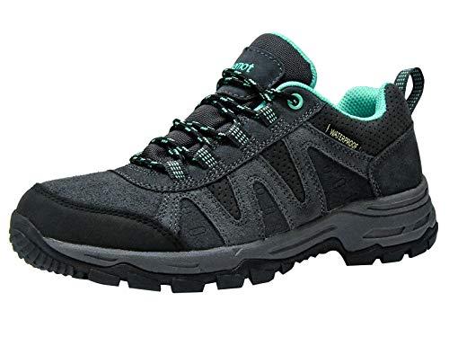 Zapatillas Trekking Mujer Zapatos Senderismo Calzado