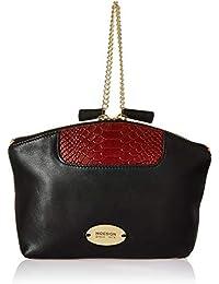 Hidesign Women's Handbag (Blkmarsala)