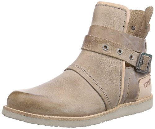 Yellow Cab Damen Treat W Schlupfstiefel Beige (Taupe) 40 EU