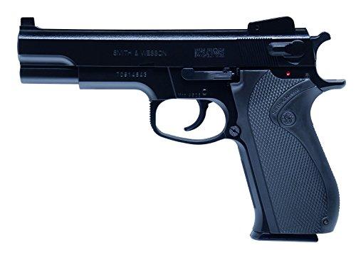 Smith & Wesson S&W 4505 H.P.A. Metalslide Metallschlitten unter 0,5 Joule 6mm + G8DS® Aufkleber