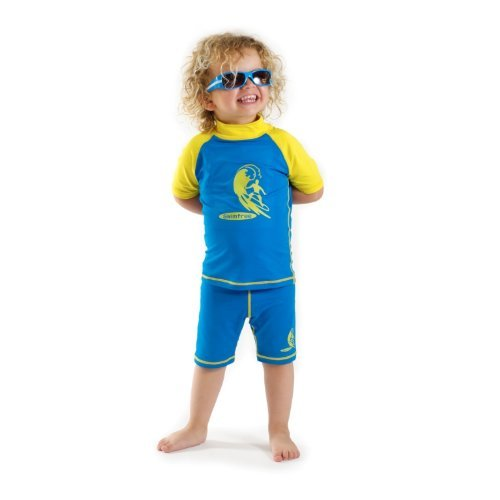 Swimfree Boys Sun UV Protective Rash Guard