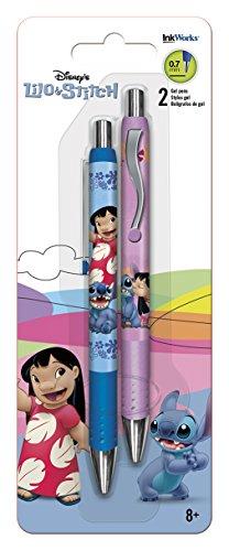 Disney Lilo und Stitch Gel Stifte 2PK