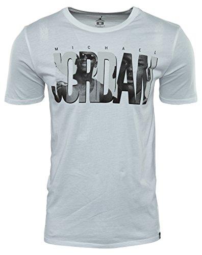 Nike Aj 6 Always Sunny Tee T-shirt Linie Air Jordan für Herren Weiß (White)