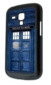 Doctor Who Tardis Police Call Box Fashion Trend Design Samsung Galaxy Trend S7560 Design Coque arriere Coque Case