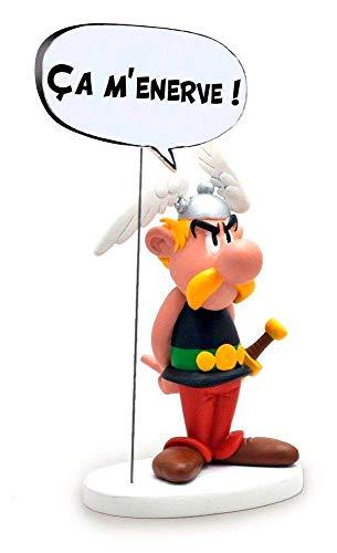Plasplug Toy SAS pla00125No Asterix con Bocadillo: ca M 'enerve, Juego