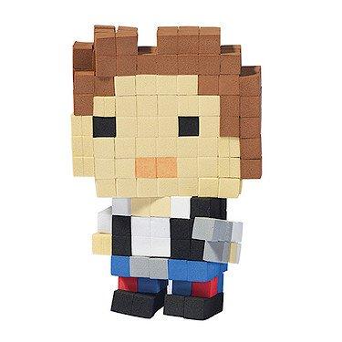Pixel Pops – Star Wars – Han Solo – Personnage Pixel 3D à Construire