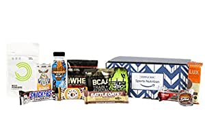 Amazon NYNY Sports Nutrition Sample Box