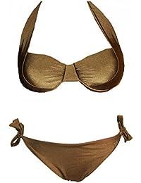 Maillot de bain femme 2 pièces Bikini à armature