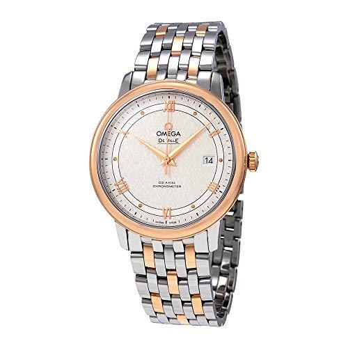Omega De Ville Prestige 424.20.40.20.02.002 - Orologio automatico da donna