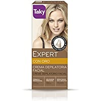 Taky Crema depilatoria facial oro - 20 ml