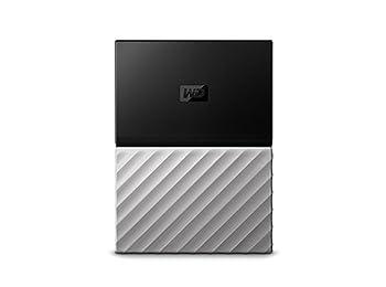 WD 4TB My Passport Ultra Taşınabilir Hard Disk - USB 3.0 - Metalik Siyah-Gri - WDBFKT0040BGY-WESN
