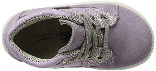 Superfit Moppy Surround, Chaussures Marche Bébé Fille Violett (lila Kombi)