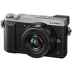 Panasonic Lumix DMC-GX80 12-32 / 3.5-5.6 Lumix G Vario MEGA OIS ASPH Appareils Photo Numériques 16.84 Mpix - Version française
