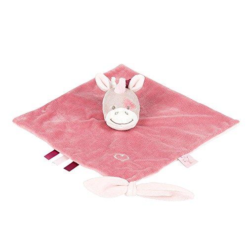Nattou 987172 - Doudou Jade L'unicorno, 1 pezzo