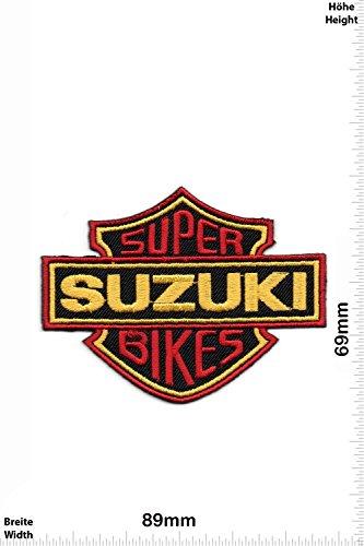 Parches - Suzuki Super Bikes - Deportes de motor - Deportes -...